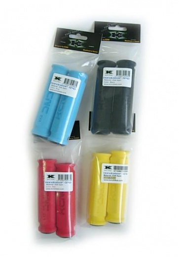 KCNC EVA Form Bicycle Handle Grips 4 colors
