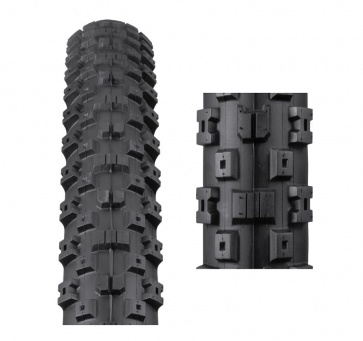Kenda Excavator Bicycle Tire Tyre DTC Folding 26