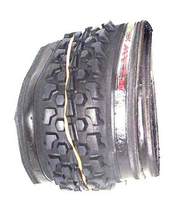 Kenda Klaw XT front tire mountain bike tyre 26x1.95