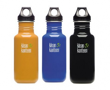 Klean Kanteen Classic Water Bottle 532ml Stainless 6Colors