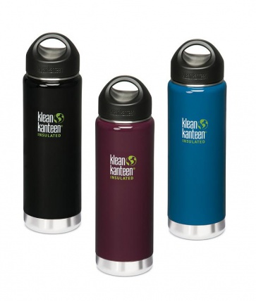 Klean kanteen insulated thermo water bottle 592ml 4colors