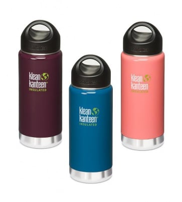 Klean Kanteen Insulated water bottle thermo 473ml 16oz