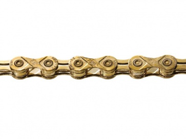 KMC x9l 9speed bicycle chain gold
