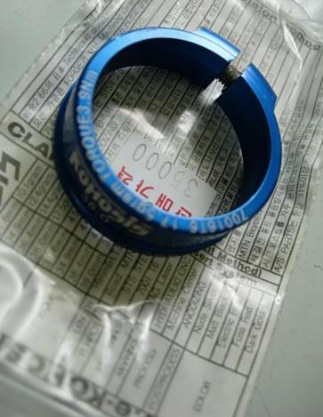 Kohosis bicycle Seatpost clamp 36.4mm