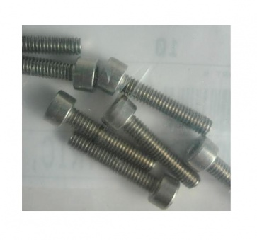 Lindstrom Metric M4x20mm 3mm hex Stainless Bolt
