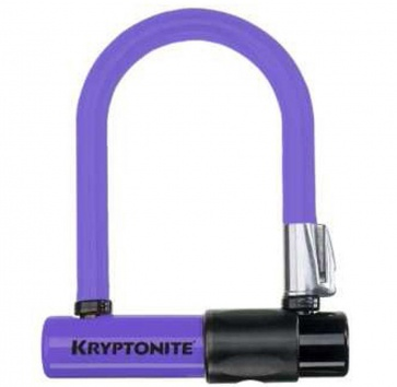 KRYPTONITE U-LOCK COLOR SKINS - PURPLE
