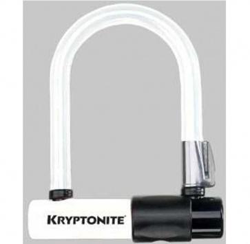 KRYPTONITE U-LOCK COLOR SKINS - WHITE