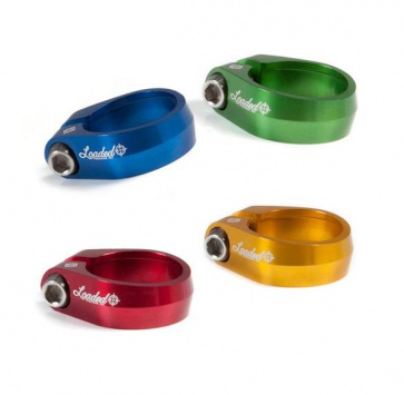 Loaded X-Lite Fixed Seat Clamp 3sizes