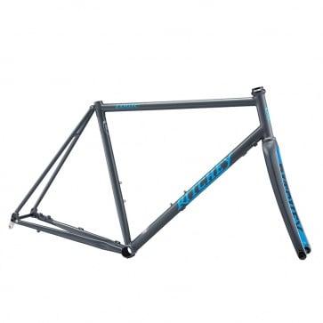 Ritchey Road Logic Disc Bicycle Frame Grey