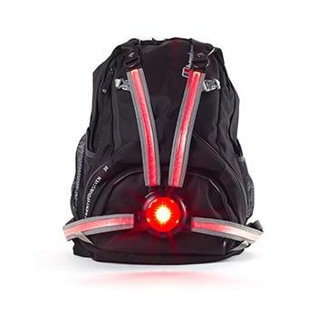 VEGLO COMMUTER X4 WEARABLE REAR LIGHT