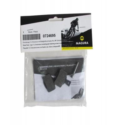 Magura MT disc brake pads 0724695