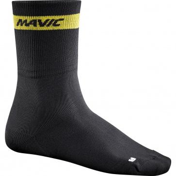 Mavic Crossmax High Socks - Black
