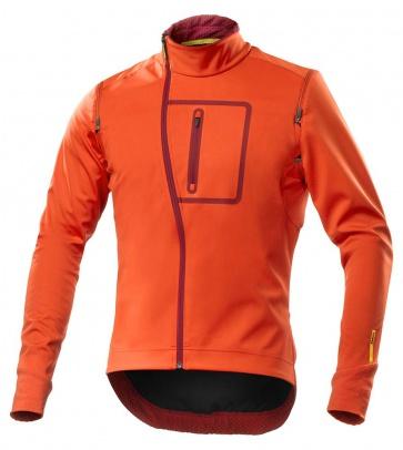 Mavic Ksyrium Elite Convertible Jacket Orange