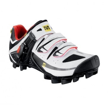 Mavic Rush MTB Cycling Shoes White