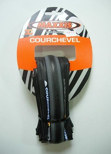 Maxxis Courchevel Road Racing Tire 700x23c Gray