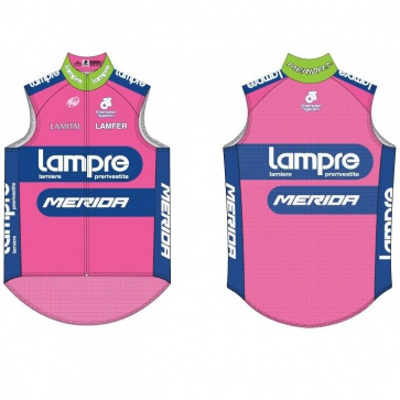 Merida Lampre Team WInd Vest