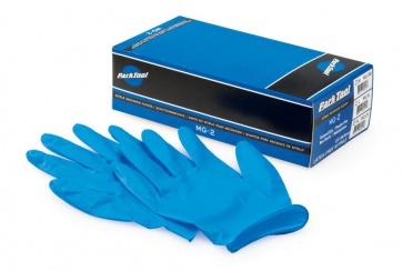 Parktool MG-2 Nitrile Gloves Box of 100pcs
