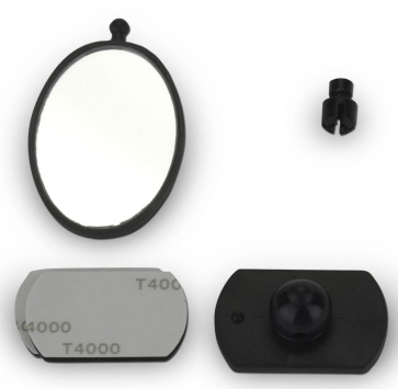 CYCLEAWARE REFLEX MIRROR REPLACEMENT PART KIT