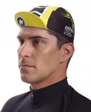 Assos MileCap Evo8 Cycling Cap