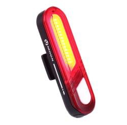 Moon Light Crescent Rear Safety Lamp Rechargeable