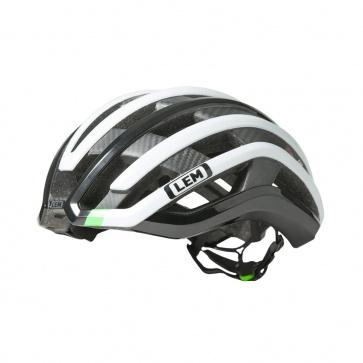 LEM Helmet Motiv Air Road Black Green