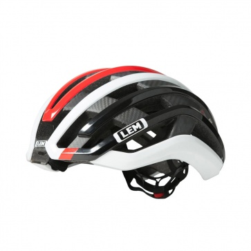 LEM Helmet Motiv Air Road Red