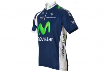 Nalini Movistar Short Sleeve Jersey