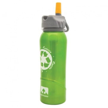 Nathan Stainless Steel Water Bottle 700ml 24oz Recycle