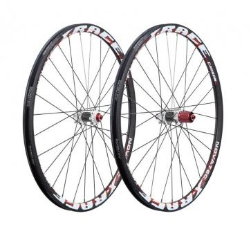 Novatec X-Race MTB carbon wheelset 26inch