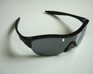 Oakley Enduring pace metalic black iridum sports goggles