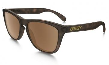 Oakley Frogskins OO9245 Sunglasses Matte Brown Tortoise