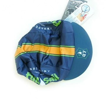 Pace Coolmax cycing cap Full Sail Navy OR