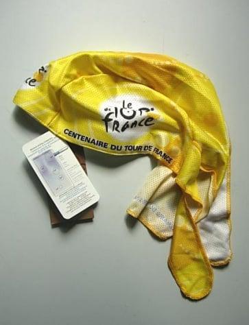 Pace Coolmax Skull Cap Tour De France