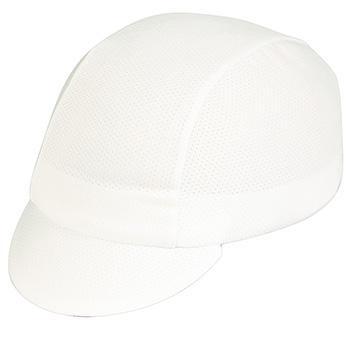 Pace Coolmax Cap White