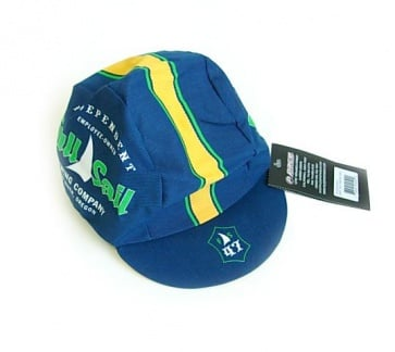 Pace Cotton Sport Cycling Cap Full Sail Navy OR