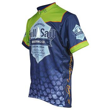 Pace Full Sail Jersey Navy Green