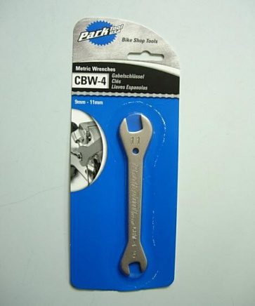 Parktool CBW-4 Bicycle Metric Wrench Tool 9-11mm