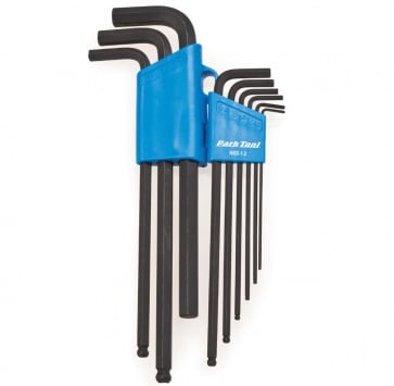 Parktool HXS-1.2 Hex Wrench Set Bicycle Tool
