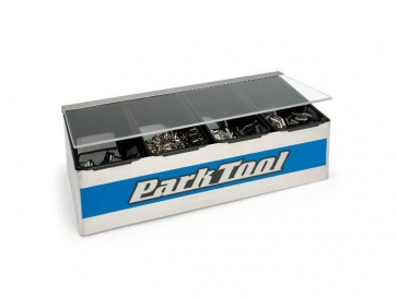 Parktool JH-1 Bench Top Small Parts Holder Box