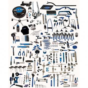 Parktool MK-222 Master Mechanic Set