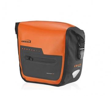 Ibera IB-HB9 Waterproof Handlebar Bag 3.5L Orange