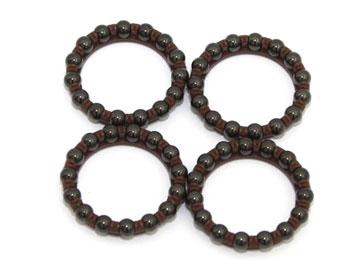 Campagnolo Bearing hub rings ceramic 4pcs 4-HB-HY123