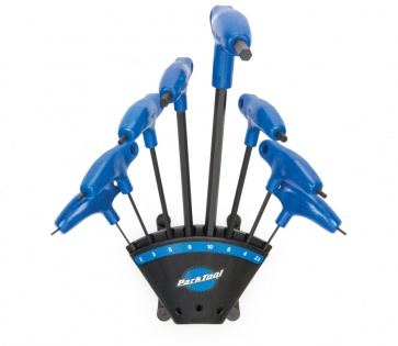 Parktool PH-1.2 P-handle Hex Wrench Set
