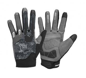 Giant Realm Trail Long Finger Gloves Black