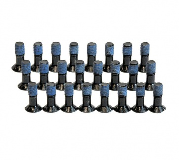 Speedplay V.2 4x12mm Cleat Screw Kit- 24 Pieces in Total