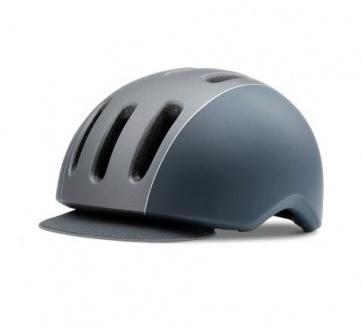 Giro Reverb Helmet Matte Dark Blue/Titanium