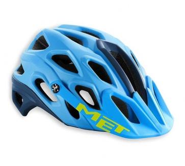 Met Lupo HES MTB Helmet Blue