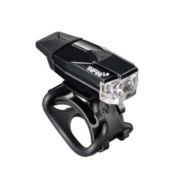 Infini I-261W Rechargeable Satety Light Black