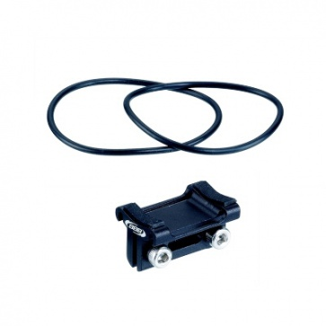 BBB BSP-95 Numberfix Clamp For Number Plates For Round Post