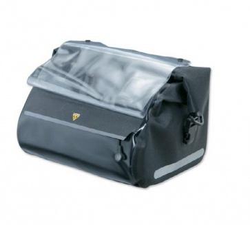 Topeak HandleBar Dry Bag Bicycle Waterproof Black TT9823B